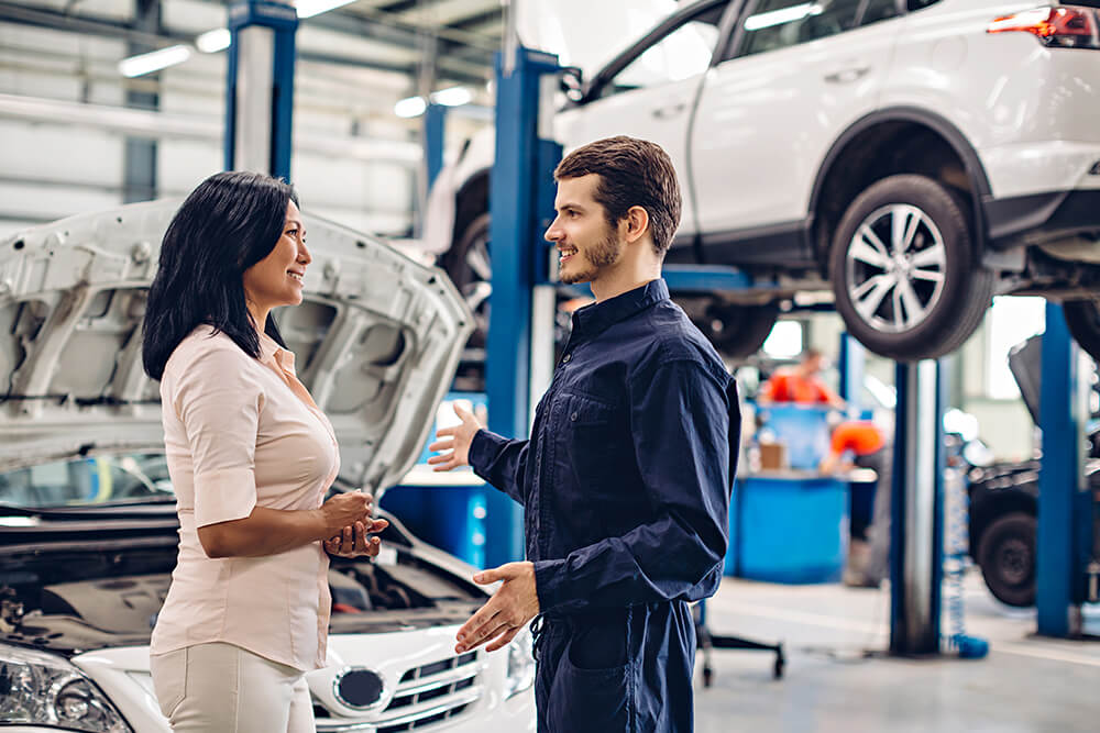 Ask Your Mechanic These Five Questions Before Your Next Visit