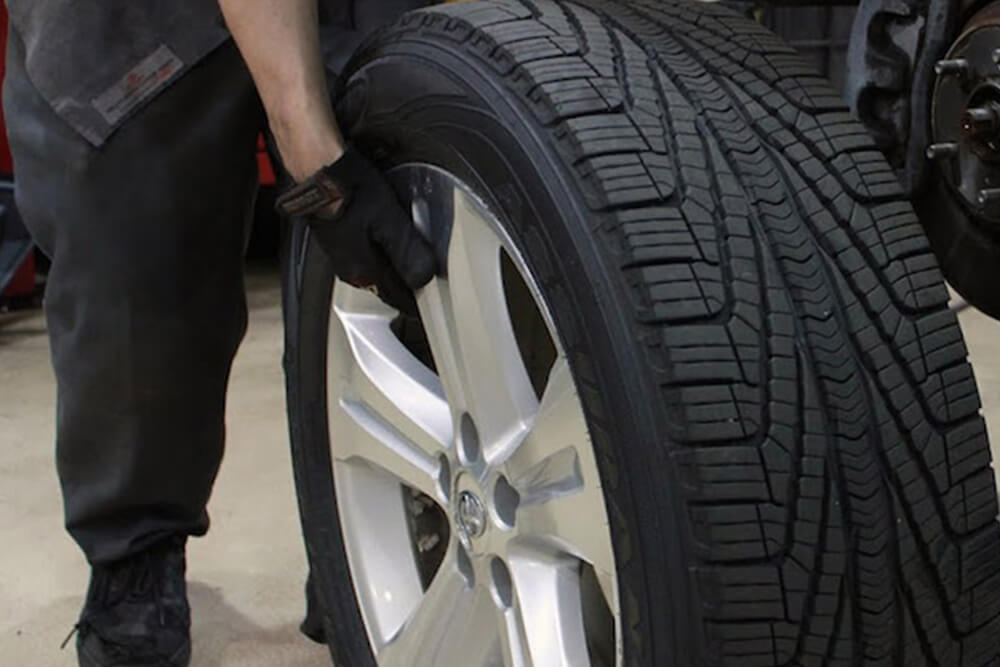 Are You Familiar With The Benefits Of Regular Tire Rotation?