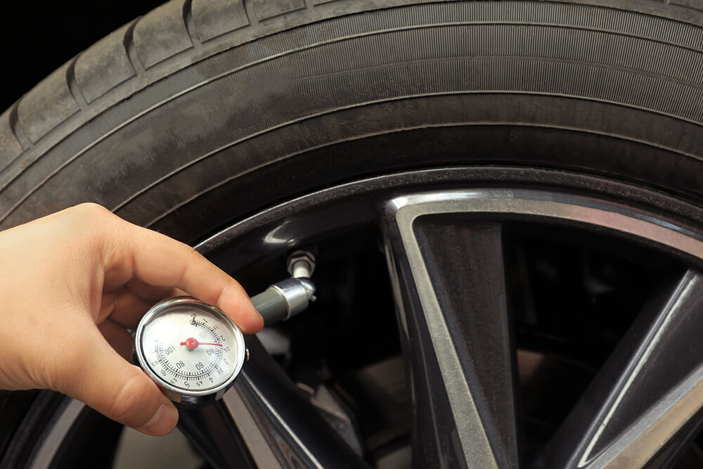What Should the Pressure of My Tires Be?
