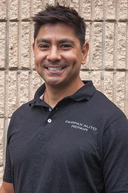 Luis - Owner - Fairfax Auto Repair.