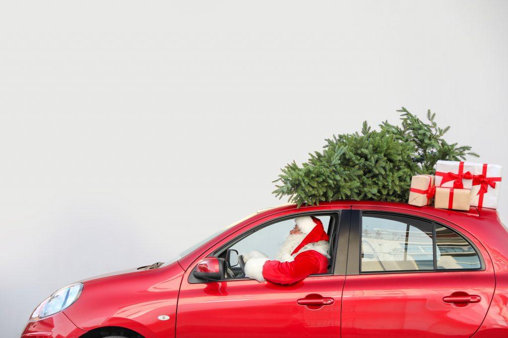 Holiday Driving Tips