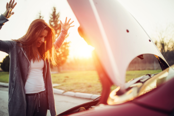 5 Problems That Will End Your Thanksgiving Weekend Drive